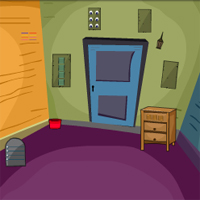 KnfGame Colourful House Escape