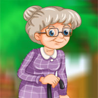 Avm Walking Grandma Escape