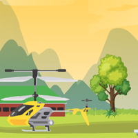 OnlineGamezWorld The Helicopter From Green Valley